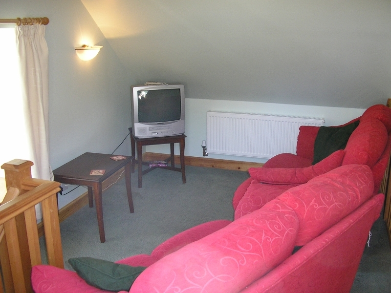 Cuilcheanna accommodation swallow cottage - Mezzanine accommodatie ...